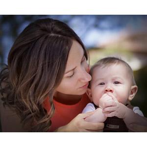 フリー写真, 人物, 親子, 母親(お母さん), 子供, 赤ちゃん, 二人