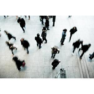 フリー写真, 人物, 集団(グループ), 歩く, スイスの風景