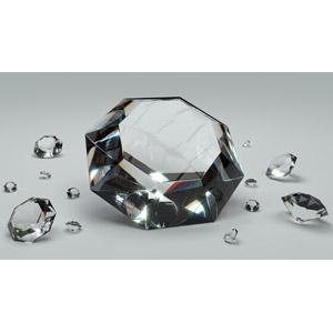 フリーイラスト, 背景, ダイヤモンド, 宝石, レディースファッション