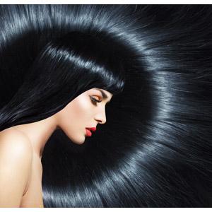 フリー写真, 人物, 女性, 外国人女性, 横顔, 髪の毛