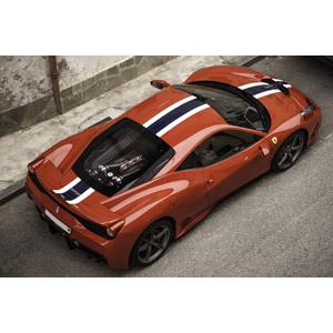 フリー写真, 乗り物, 自動車, フェラーリ, フェラーリ・458イタリア, スポーツカー, クーペ