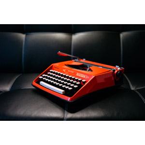 フリー写真, 機械, タイプライター