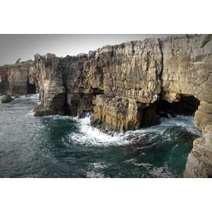 フリー写真, 風景, 自然, 崖, 海岸, 海