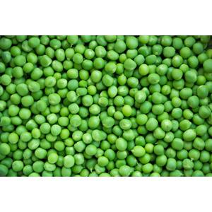 フリー写真, 食べ物(食料), 豆(マメ), グリーンピース, 緑色(グリーン)