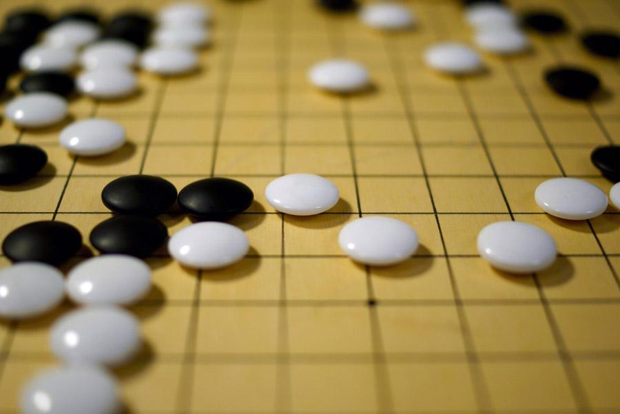 フリー写真 囲碁