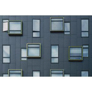 フリー写真, 背景, 建造物, 建築物, 窓