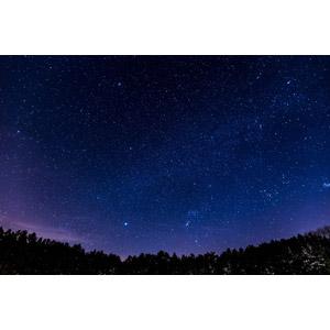 フリー写真, 風景, 自然, 空, 夜空, 夜, 星(スター)