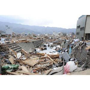 フリー写真, 災害, 自然災害, 地震, 津波, 東日本大震災(3.11), 破壊, 日本の風景, 岩手県