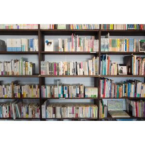 フリー写真, 家具, 本棚, 本(書籍)