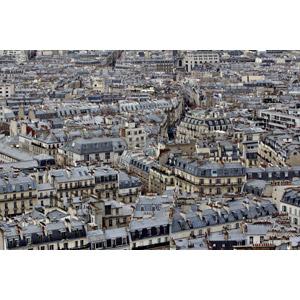 フリー写真, 風景, 建造物, 建築物, 都市, 街並み(町並み), フランスの風景, パリ
