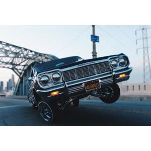 フリー写真, 乗り物, 自動車, ローライダー