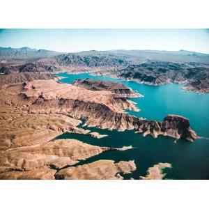 フリー写真, 風景, 自然, 渓谷, 河川, 岩山, アメリカの風景, コロラド州