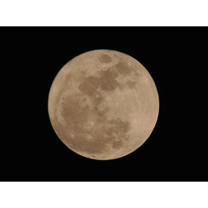 フリー写真, 風景, 自然, 天体, 月, 満月, 夜空, 夜