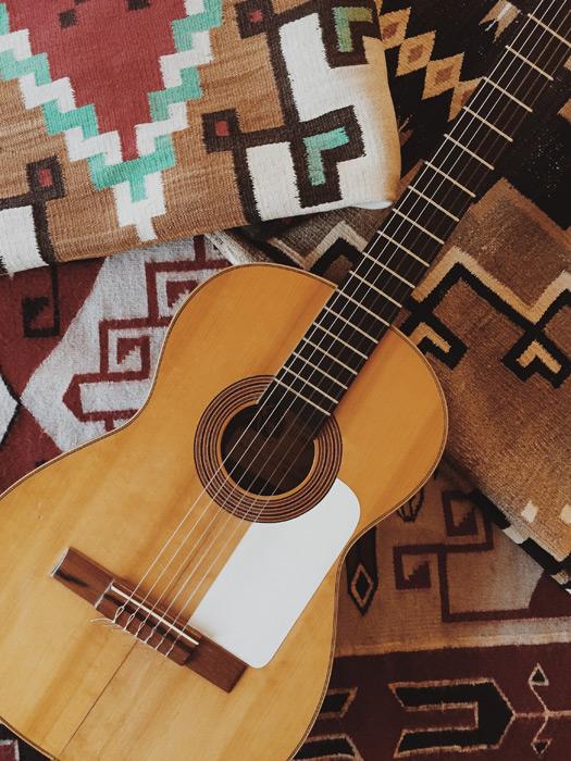 フリー写真 アコースティックギター
