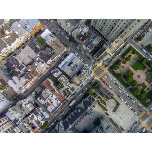 フリー写真, 風景, 建造物, 建築物, 高層ビル, 都市, 街並み(町並み), アメリカの風景, サンフランシスコ