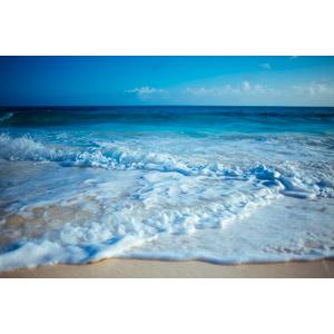 フリー写真, 風景, 自然, 海, ビーチ(砂浜), バハマの風景