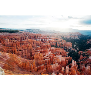 フリー写真, 風景, 自然, 岩, 土柱, ブライスキャニオン国立公園, アメリカの風景, ユタ州