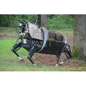 フリー写真, 機械, ロボット, 兵器, アメリカ軍, ビッグドッグ