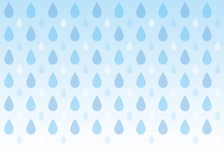 フリーイラスト 雨の背景