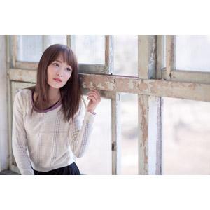 フリー写真, 人物, 女性, アジア人女性, 中国人, Miao妙妙 (00187), 窓辺