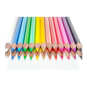 フリー写真, 画材, 色鉛筆, カラフル