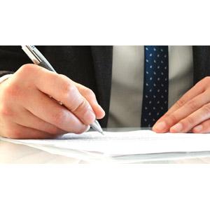 フリー写真, 人体, 手, 書く, サイン, 書類, ビジネス, ビジネスマン, 仕事, 職業