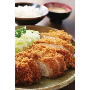 フリー写真, 食べ物(食料), 料理, 日本料理, 洋食, 肉料理, 豚肉料理, 揚げ物, 豚カツ(とんかつ)