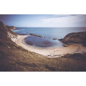 フリー写真, 風景, 海, 海岸, ビーチ(砂浜), イギリスの風景, サウサンプトン