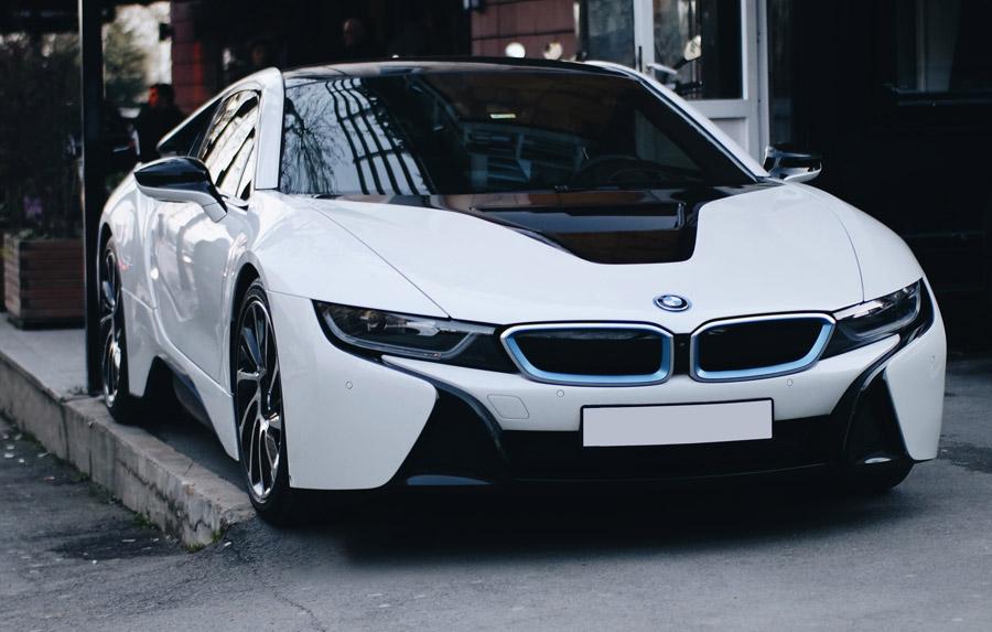 フリー写真 BMW i8