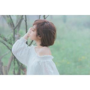 フリー写真, 人物, 女性, アジア人女性, 女性(00201), ベトナム人, 横顔, ショートヘア