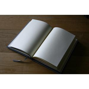 フリー写真, 本(書籍), 白紙