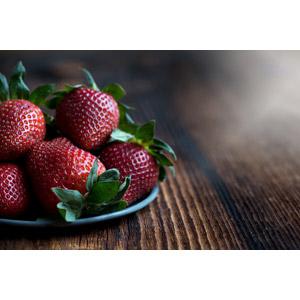 フリー写真, 食べ物(食料), 果物(フルーツ), 苺(イチゴ)