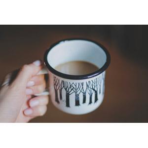 フリー写真, 人体, 手, マグカップ, 飲み物(飲料), コーヒー