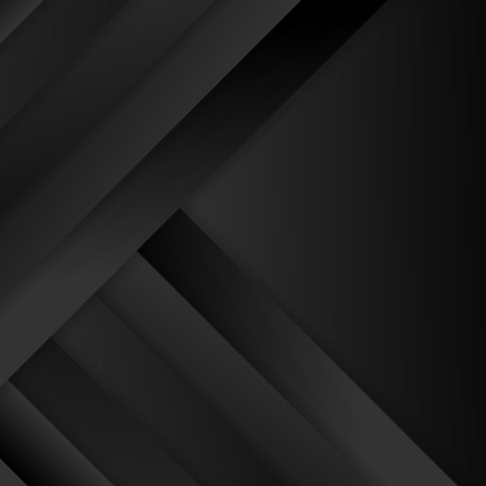 フリーイラスト 黒色の抽象背景