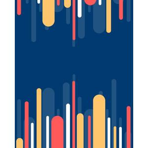 フリーイラスト, ベクター画像, AI, 背景, 抽象イメージ, 直線