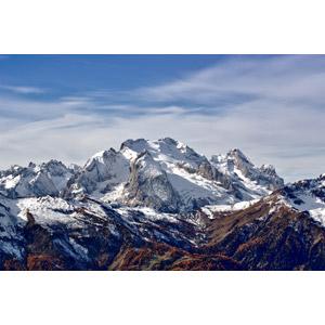 フリー写真, 風景, 自然, 山, イタリアの風景, 世界遺産, ドロミテ(ドロミーティ), アルプス山脈