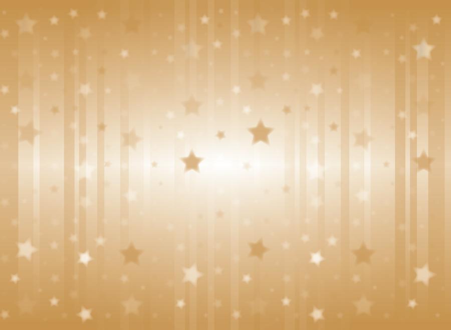 フリーイラスト 星の背景