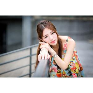 フリー写真, 人物, 女性, アジア人女性, Dora(00078), 中国人