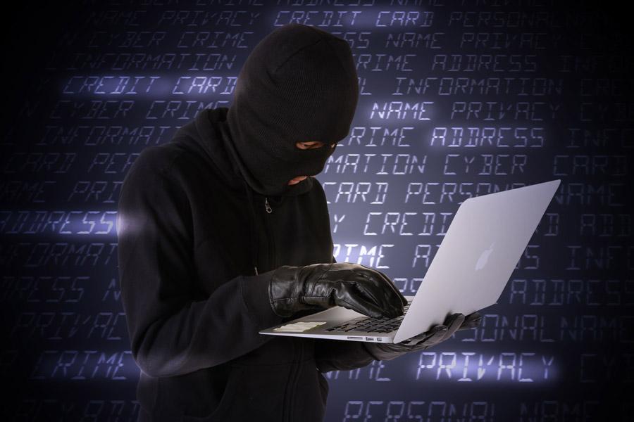 フリー写真 サイバー犯罪