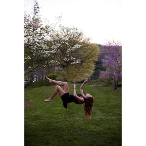 フリー写真, 人物, 女性, 外国人女性, 宙に浮く(空中浮遊)