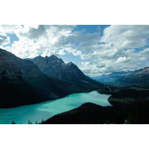 フリー写真, 風景, 自然, 山, 湖, ジャスパー国立公園, 世界遺産, ロッキー山脈, カナダの風景