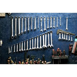フリー写真, 工具, レンチ, スパナ