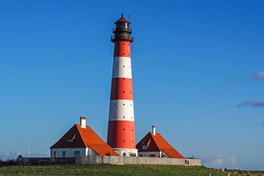 フリー写真 ヴェスターヘーヴァーザント灯台