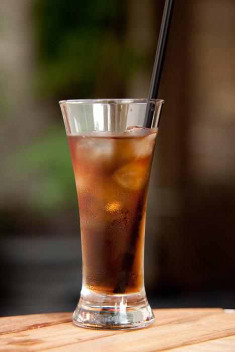 フリー写真 アイスコーヒー