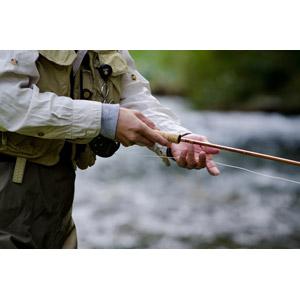 フリー写真, 人物, 魚釣り(フィッシング), 釣り竿, アウトドア