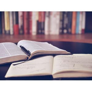 フリー写真, 本(書籍), ノート, 勉強(学習)