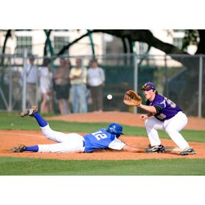フリー写真, スポーツ, 球技, 野球(ベースボール), 野球選手, スライディング
