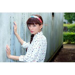 フリー写真, 人物, 女性, アジア人女性, 可艾(00184), 中国人, バンダナ, 三つ編み