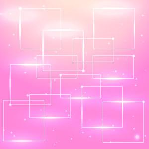 フリーイラスト, ベクター画像, AI, 背景, 抽象イメージ, フレーム, ピンク色