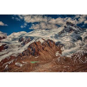 フリー写真, 風景, 自然, 山, アンデス山脈, アコンカグア, アルゼンチンの風景